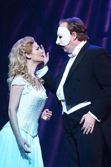 Helen Power - Phantom of the Opera, Tokyo